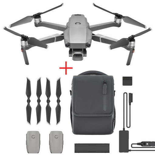 Квадрокоптер Мавик 2 Pro + Fly more Kit (Combo)